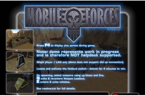 Mobile Forces | LisiSoft