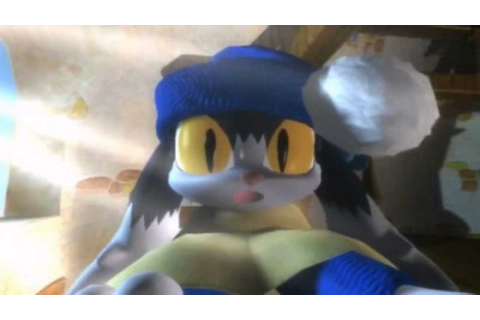 Klonoa Door to Phantomile PS1 Game Opening Movie.avi - YouTube