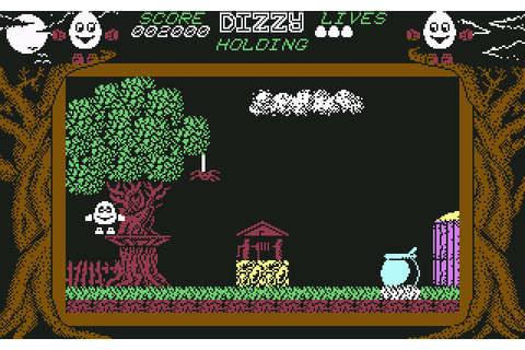 Dizzy - The Ultimate Cartoon Adventure | Top 80's Games