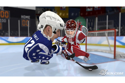 3 on 3 NHL Arcade Screenshots, Pictures, Wallpapers - Xbox ...