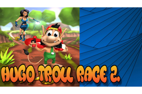 Hugo Troll Race - By Hugo Games A/S - Arcade - IOS/Android ...