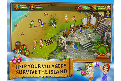 Virtual Villagers Origins 2 > iPad, iPhone, Android, Mac ...