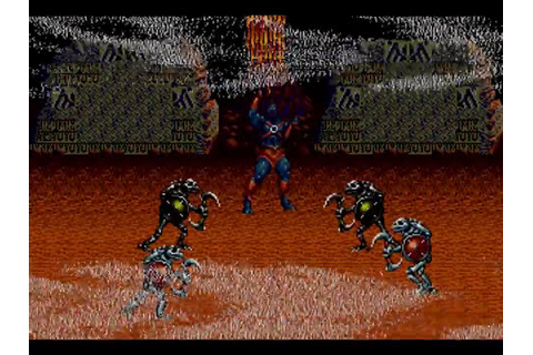 Golden Axe 1.2.3 - All Magic (SEGA) - YouTube
