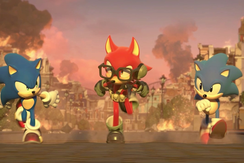 Sonic Forces Introduces Customizable... | Brutal Gamer
