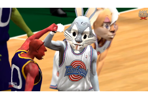 NBA 2K14 mod lets you live out your 'Space Jam' fantasies ...