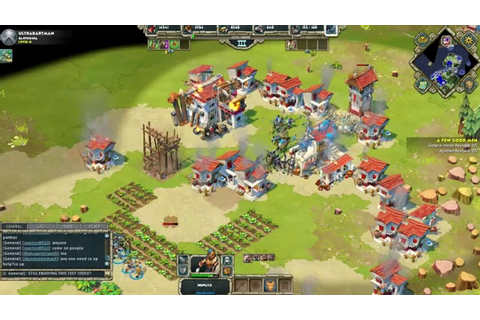 Age of Empires Online - A Few Good Men (2011) - YouTube
