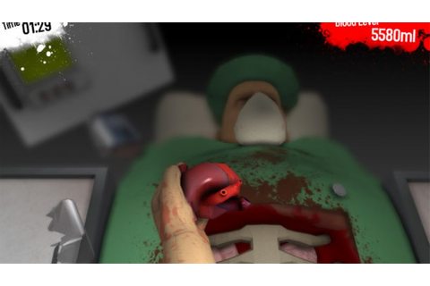 Surgeon Simulator 2013 Now Free Online - Game Informer