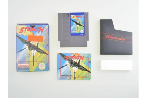 Stealth ATF ⭐ Nintendo [NES] Game [Compleet ...