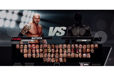 DZ: WWE 2k15 PC Game Free Full Version