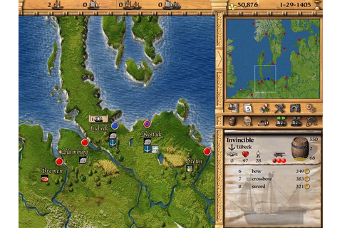 Patrician: Quest for Power - PC Review and Full Download ...