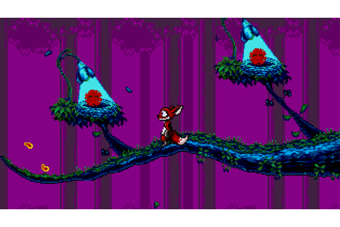 Tanglewood Is a New Sega Genesis Title, in 2018 :: Games ...