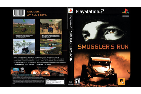 PS2] Smuggler's Run Gameplay [PCSX2][1080p] HD - YouTube