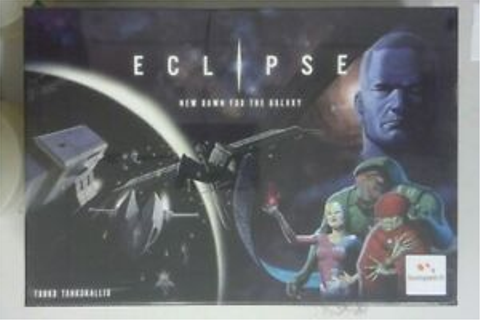 Eclipse: New Dawn for the Galaxy with Ship One Expansion ...