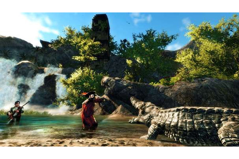 Free Download Game Risen 2: Dark Waters (2012/PC/Eng ...