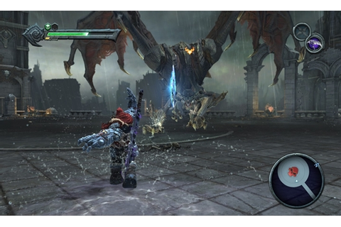 Darksiders Game - Hellopcgames