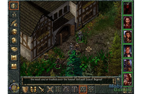 Games similar to Baldurs Gate (series) - YouTube
