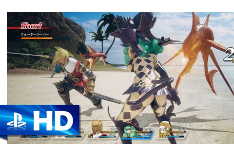 Star Ocean 5: Integrity and Faithlessness op Qwant Games