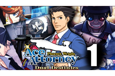 Phoenix Wright: Ace Attorney - Dual Destinies Let's Play ...