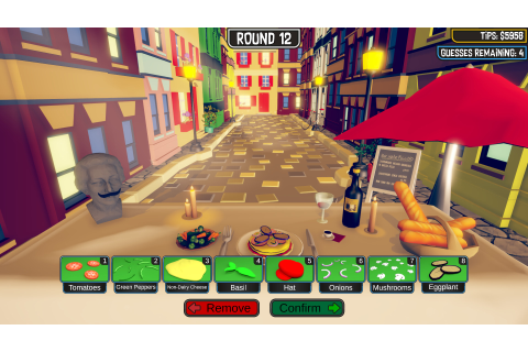 Made to Order: The Party Game on Steam
