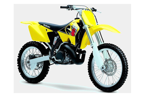 Church Of MO - 2001 Suzuki RM250