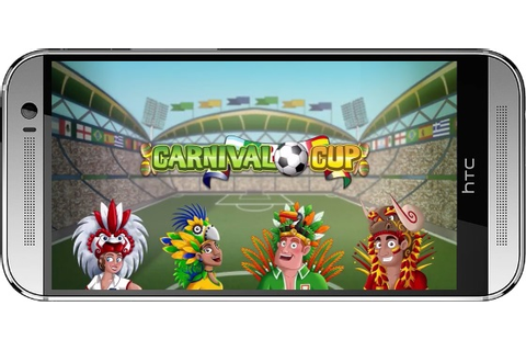 Play Carnival Cup Mobile Slot at GoWin – Our Full Review