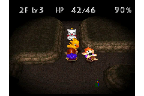 Chocobo's Dungeon 2 Download Game | GameFabrique