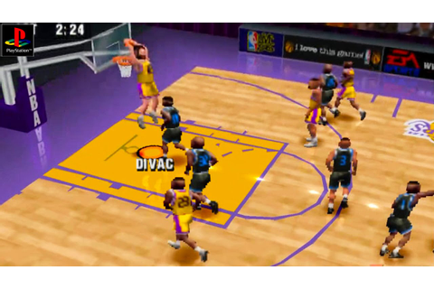 NBA Live 96 - Gameplay PSX / PS1 / PS One / HD 720P (Epsxe ...