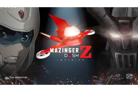 Mazinger Z Dash Game - YouTube