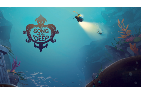 Song Of The Deep Game | PS4 - PlayStation