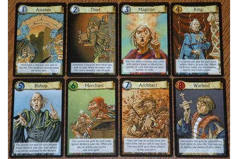 How to Play Citadels Card Game | HubPages