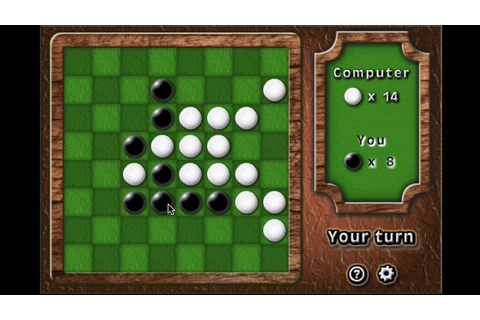 How To Play Othello (Reversi) Super Simple Lesson - YouTube