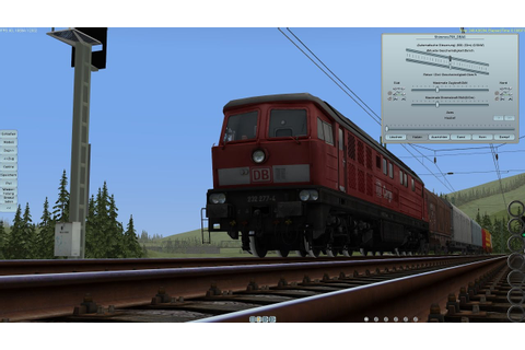 EEP Train Simulator Mission - Steam Game Trailer - YouTube