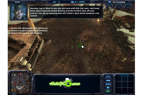 Ground Control 2 Operation Exodus Game - Free Download ...