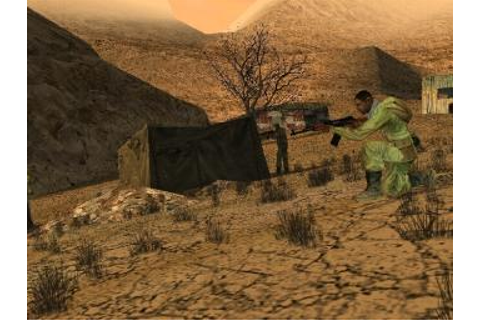 Screens: Tom Clancy's Ghost Recon: Desert Siege Mission ...