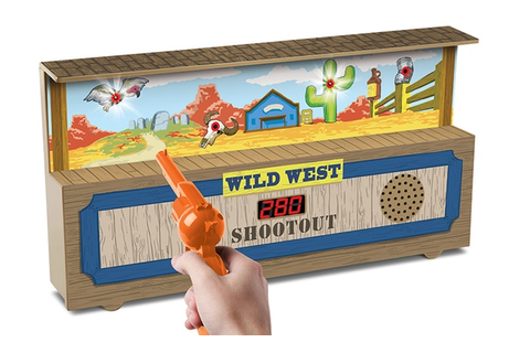 Wild West Shootout Game | Groupon Goods