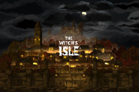 Game Tipp: The Witch's Isle › technoszene.com
