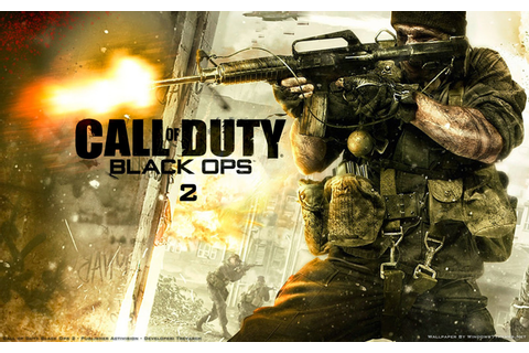 Call Of Duty: Black Ops 2 PC Game Highly Compressed ...