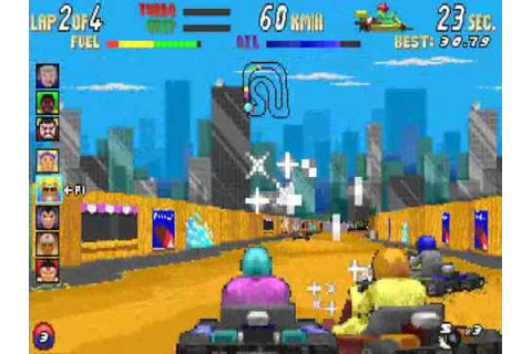 Super Karts PC (1995) - YouTube