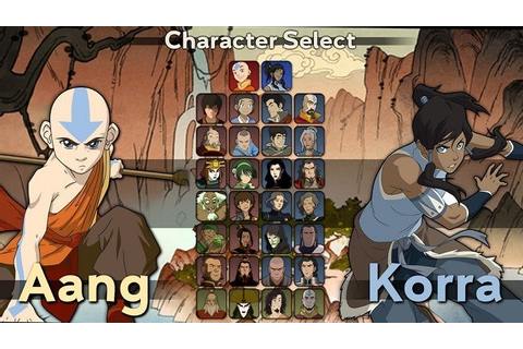 This 'Avatar: The Last Airbender' Fighting Game Needs To ...