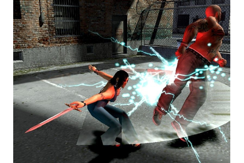 Urban Reign (2005) by Namco PS2 game