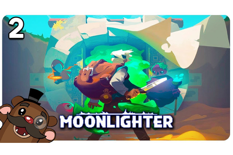 Baer Plays Moonlighter (Ep. 2) - YouTube