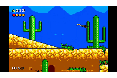 Desert Speedtrap ... (Master System) 60fps - YouTube