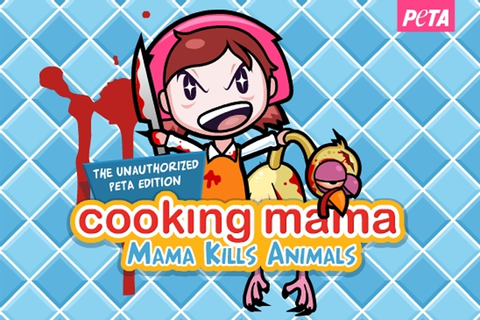 Cooking Mama Kills Animals Game - Bloody games - Games Loon