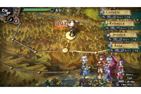 Grand knights history psp