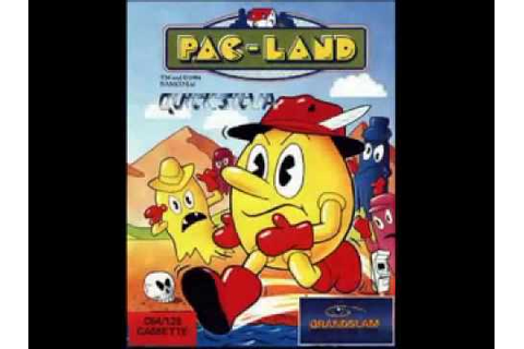 YouTube- COMMODORE 64 ALL MUSIC GAMES - 22 - PAC-LAND.mp4 ...