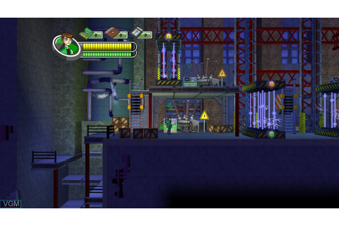 Ben 10 Alien Force - The Rise of Hex for Microsoft Xbox ...