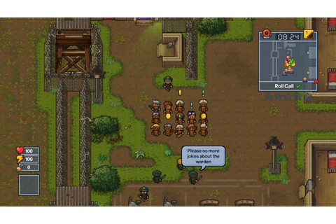 The Escapists 2 Review | Trusted Reviews