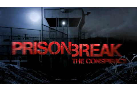 Prison Break The Conspiracy Trailer - YouTube