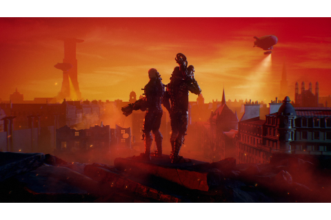 Wolfenstein Youngblood 2018 Game, Full HD Wallpaper