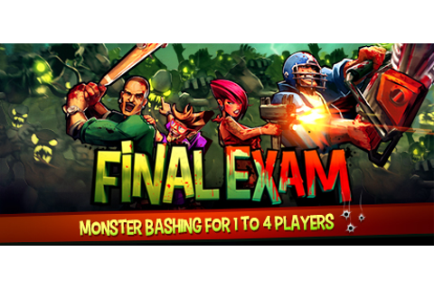 Final Exam on Steam